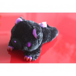 Gloomy Plush - Gloomy nuke Black Assortment Jushi vers VIOLA - Peluche 25 cm