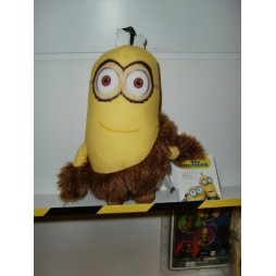 Minions The Movie Plush - Minion Caveman Kevin (Cavernicolo) - Peluche 24 cm