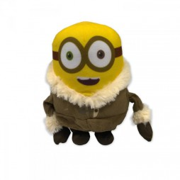 Minions The Movie Plush - Minion Ice Village Plush SET - Bob - Peluche 28 cm