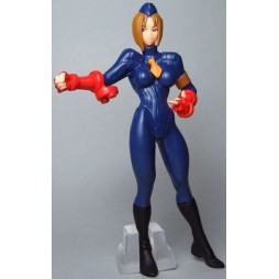 Street Fighter HGIF Capcom Gals Part 2 Gashapon Figure Set- Street Fighter Zero 3 Juli