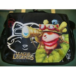 League of Legends - LOL - Borsa A Tracolla Porta Laptop - Teemo