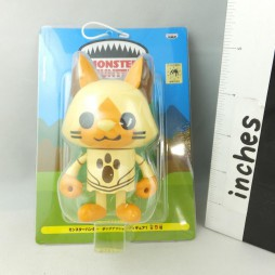 Monster Hunter X Panson Works - Monsters Sofubi Felyne Airou - Figure 3
