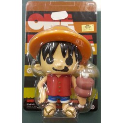 One Piece - Panson Works Sofubi Figure - Monkey D. Luffy