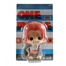 One Piece - Panson Works Sofubi Figure - Shanks