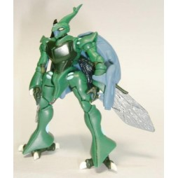 Sunrise Robot Selection Vol.2 Gashapon Figure Set Bandai - AURA DUNBINE FIGURE 2 (Green)