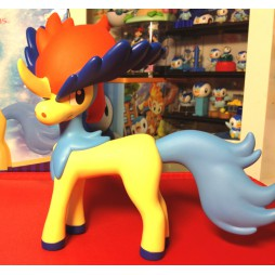Pokemon - DX Figure - Sofubi Figure - Keldeo - Loose