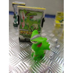 Pokemon - Kids BW Finger Puppets Sofubi Vinyl Figure Set - 615 Virizion