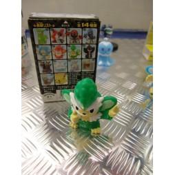 Pokemon - Kids BW Finger Puppets Sofubi Vinyl Figure Set - 621 Simisage - Loose
