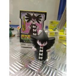 Pokemon - Kids BW Finger Puppets Sofubi Vinyl Figure Set - 622 Gothitelle - Loose