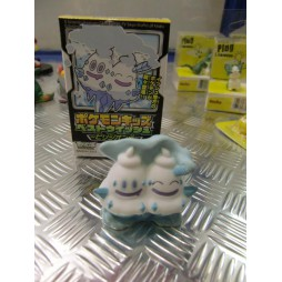Pokemon - Kids BW Finger Puppets Sofubi Vinyl Figure Set - 624 Vanillish - Loose