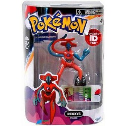 Pokemon - Pokedex ID TAG - DEOXYS - action figure