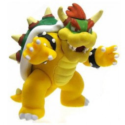 Super Mario Galaxy - Gashabox Gashapon SET - Bowser