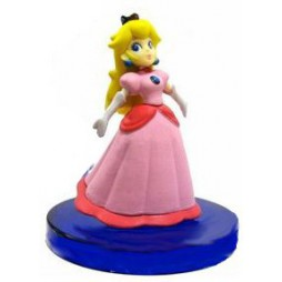 Super Mario Galaxy - Gashabox Gashapon SET - Peach