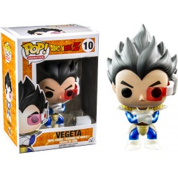 POP! Animation 010 Dragonball Z Metallic Vegeta Vinyl Figure