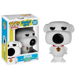 POP! Animation 032 Family Guy Brian Griffin Vinyl Figure
