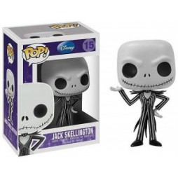 POP! Disney 015 Nightmare Before Christmas JACK SKELLINGTON Figure