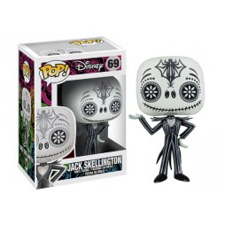 POP! Disney 069 Nightmare Before Christmas Day of the Dead JACK