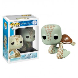 POP! Disney 075 Alla Ricerca di Nemo Scorza (Crush) Deformed Figure
