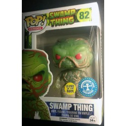 POP! Heroes 082 - Swamp Thing - Glow In The Dark Underground Toys Exclusive Deformed Vinyl Figure