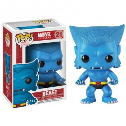 POP! Marvel 021 Marvel Universe Beast Vinyl Bobble-Head Figure