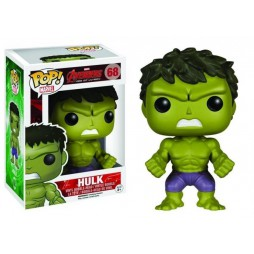 POP! Marvel 068 The Avengers 2 Hulk Vinyl Bobble-Head Figure