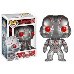POP! Marvel 072 The Avengers 2 Ultron Vinyl Bobble-Head Figure