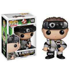 POP! Movies 105 Ghostbusters Raymond Stantz 4-inch Vinyl Figure