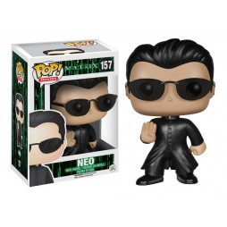 POP! Movies 157 The Matrix Neo Vinyl Figure