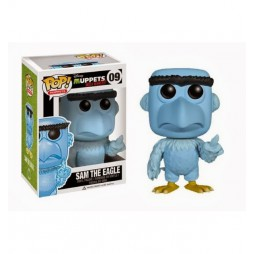 POP! Muppets 09 Most Wanted Sam The Eagle Vinyl Figure