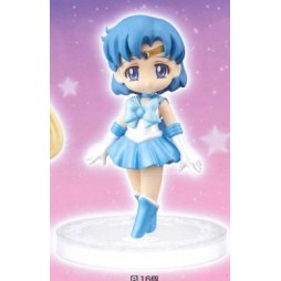 Sailor Moon - Crystal Atsumete Figure For Girls 1 - Sailor Mercury