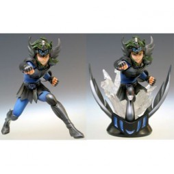 Saint Seiya - Super Figure Chapter Gold Sign of The Zodiac - 12 Houses - Cigno Nero (Black Swan) Limited