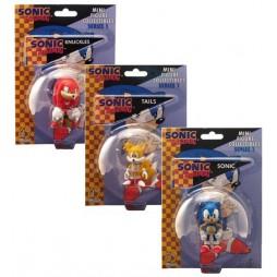 Sonic The HedgeHog - PVC Figure - SET