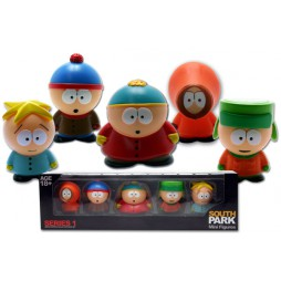 South Park - Mini Figures Series Vol.1 - 5 Figure set