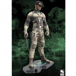 Splinter Cell Blacklist Sam Fisher Desert Suite