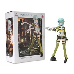 Sword Art Online 2 - SQ Figure - Banpresto SQ Quality Craneking - Phantom Bullet - Sinon