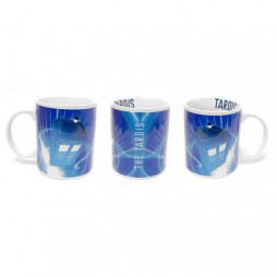 Doctor Who - Tazza - Mug Cup - THE TARDIS 2D MUG