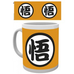 Dragon Ball - Tazza - Ceramic Mug Cup - Gokou Kanji