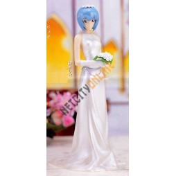 Evangelion - Pure Marriage - Rei Ayanami - LOOSE