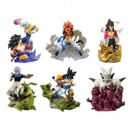 Dragon Ball GT Imagination Figure