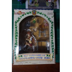 Love Hina - Schoolgirls 50th - St. Sun Maga School 1rst Hour Period Diorama Figure Set - Naru Narusegawa