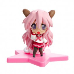 Lucky Star - Sega Prize Figure - Mini Display Figure Vol.1 - Miyuki Takara