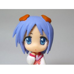 Lucky Star - Sega Prize Figure - Mini Display Figure Vol.1 - Tsukasa Hiiragi
