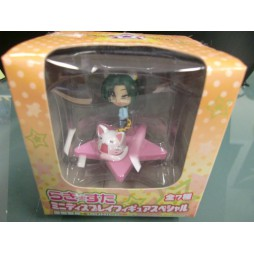 Lucky Star - Sega Prize Figure - Mini Display Figure Vol.1 - Yui Narumi