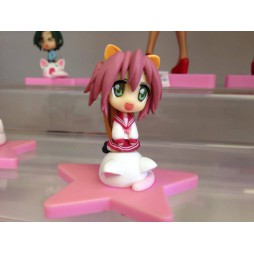 Lucky Star - Sega Prize Figure - Mini Display Figure Vol.1 - Yutaka Kobayakawa - LOOSE