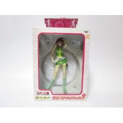 Lupin The 3rd - Lupin III - DX Figure Collection 2 - Fujiko Mine Green/Yellow Skirt