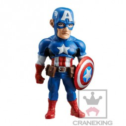 Marvel Comics - World Collectible Figure - Captain America