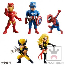 Marvel Comics - World Collectible Figure - SET