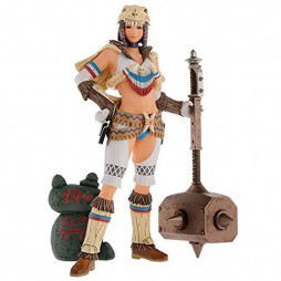 Monster Hunter - 10th Ann. - Cacciatrice Vers. C