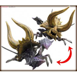 Monster Hunter - Capcom Figure Builder - Standard Model Plus Vol.2 - Daimyouzazami