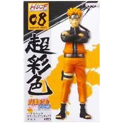 Naruto - High Spec coloring Figure 3 - Naruto 08